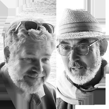 Douw Steyn & Frederik de Jager